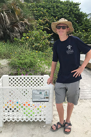 Caleb Jameson | 2020-2021 Keep Florida Beautiful Youth Council