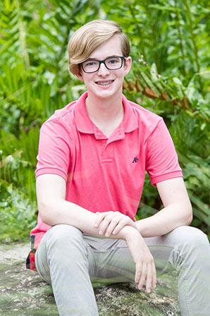Christopher Carnes   2020-2021 Keep Florida Beautiful Youth Council