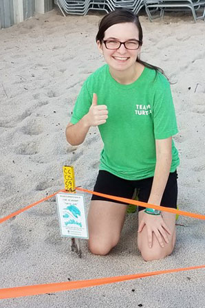 Cori McWilliams | 2020-2021 Keep Florida Beautiful Youth Council