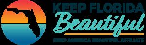 Keep Florida Beautiful Logo   Become a Keep Florida Beautiful Affiliate