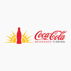 Coca-Cola Beverages Florida Logo | Keep Florida Beautiful Supporter