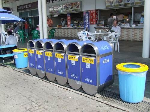 Image of Recycling Waste Disposal in South Korea | Keep Florida Beautiful Blog