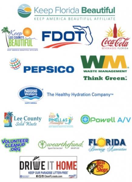 Keep Florida Beautiful Sponsor Logos | Keep Florida Beautiful Blog