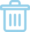 Trash Can Icon | Keep Florida Beautiful: Litter Prevention, Recycling, and Education
