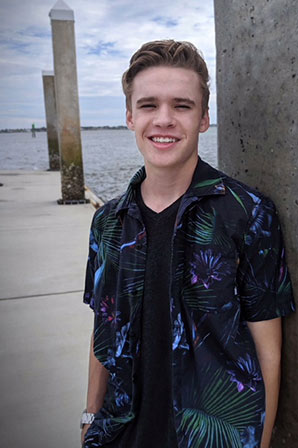 Tristan Sowell | 2020-2021 Keep Florida Beautiful Youth Council