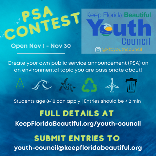 youth council PSA